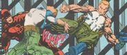 Jack Hazzard and Matthew Murdock (Earth-616) from Daredevil Vol 1 236 0001