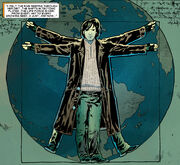Julio Richter (Earth-616) from X-Factor Vol 3 1 0001