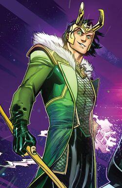 Loki Laufeyson (Ikol) (Earth-616) from Avengers Vol 8 2 001