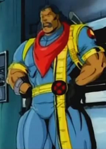 Lucas Bishop (Earth-121193) from X-Men The Animated Series Season 2 7 0001