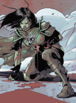Mantis (Earth-21923) from Old Man Quill Vol 1 2 001