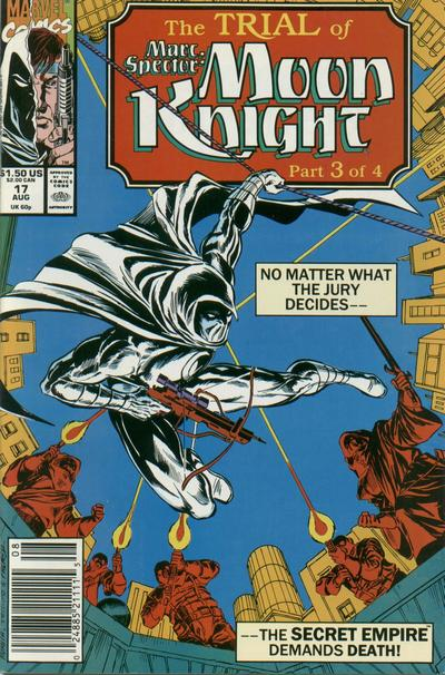 Image result for marc spector moon knight 17
