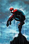 Martha Franklin as Spider-Man
