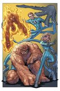 Marvel Age Fantastic Four Vol 1 1 Textless