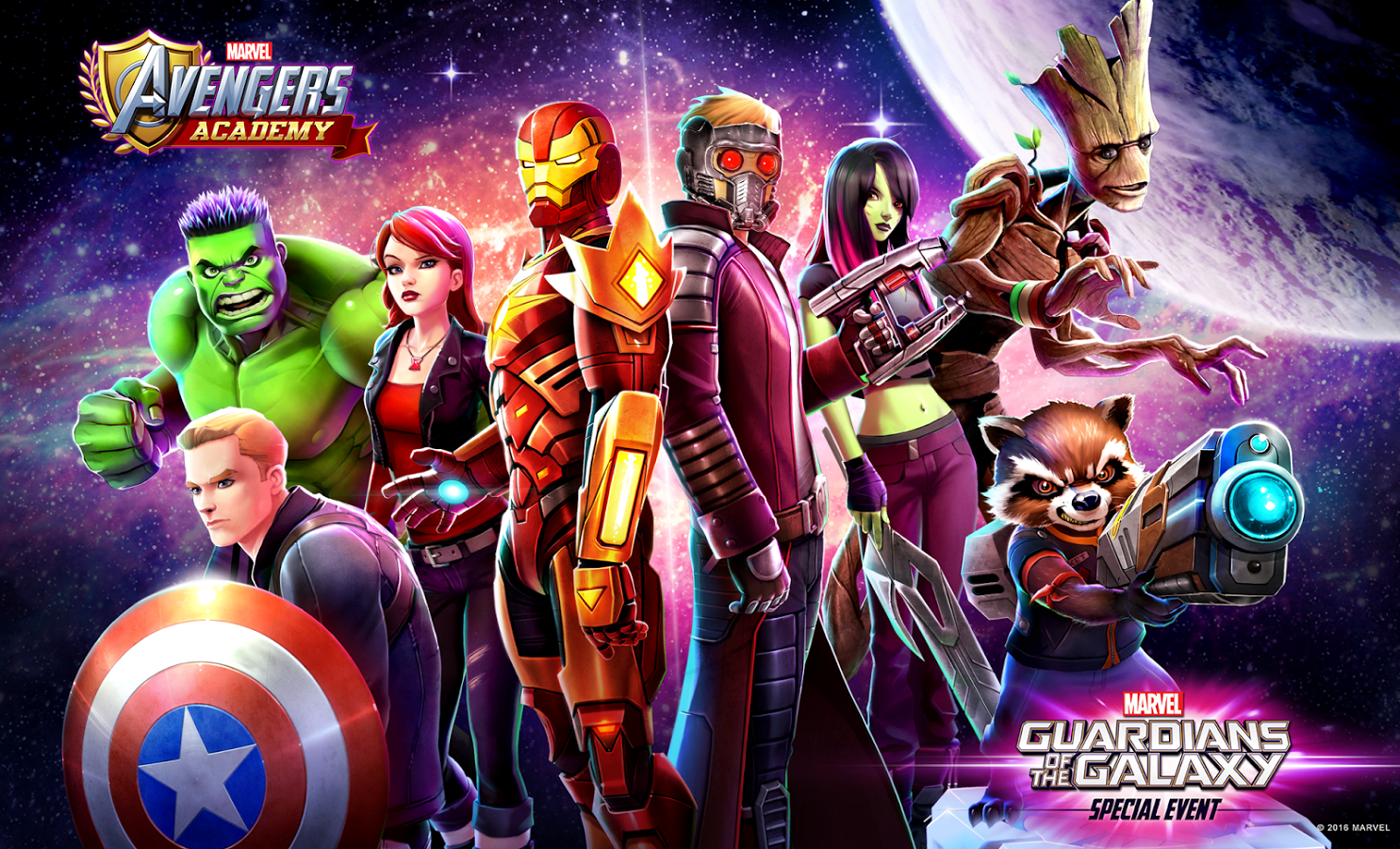Marvel video games pc