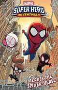 Marvel Super Hero Adventures Spider-Man - Across the Spider-Verse Vol 1 1