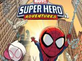 Marvel Super Hero Adventures: Spider-Man - Across the Spider-Verse Vol 1 1
