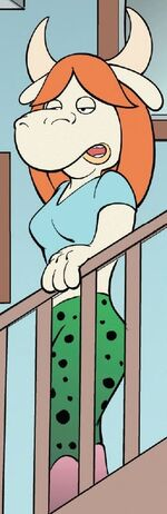 Mary Jane Waterbuffalo (Earth-8311) from Spider-Ham Vol 1 5