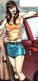 Mary Jane Watson (Earth-52136) from What If Aunt May Had Died Instead of Uncle Ben? Vol 1 1 0001
