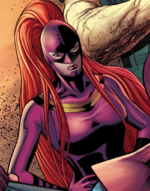 Mary MacPherran (Earth-66232) from Squadron Sinister Vol 1 2 001