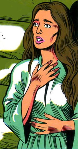 Mary of Nazareth (Earth-616) from Life of Christ Vol 1 1 0001