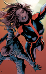 Monet St. Croix (Earth-616) from Uncanny X-Men Vol 4 1 001