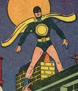 Moon Man (Earth-616) from Mystic Comics Vol 1 5 001