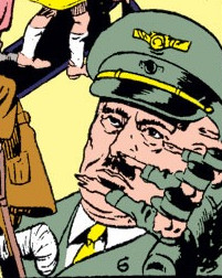 National Socialist German Workers Party (Earth-616) from Captain America Comics Vol 1 2 0001 001