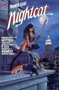 Nightcat Vol 1 1