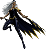 Ororo Munroe (Earth-12131) from Marvel Avengers Alliance 001