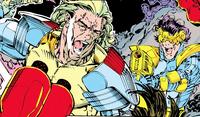 Posse Comitatus (Earth-616) from Uncanny X-Men Vol 1 285 001