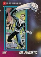 Reed Richards (Earth-616) from Marvel Universe Cards Series III 0001