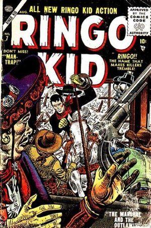 Ringo Kid Vol 1 7