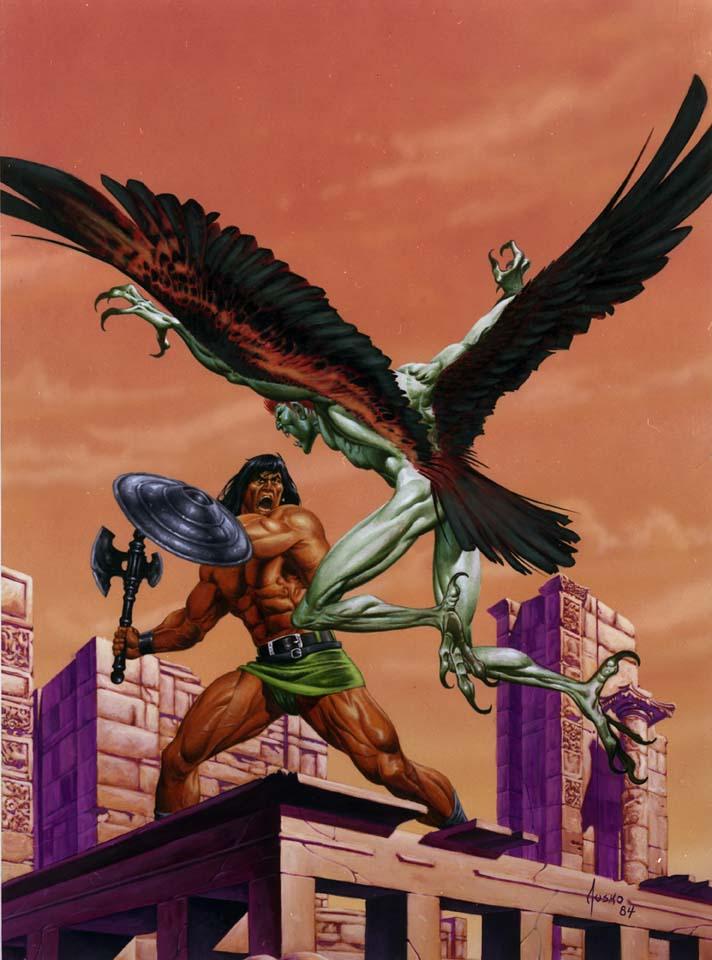 Savage Sword of Conan Vol 1 108 | Marvel Database | FANDOM ...