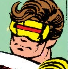 Scott Summers (Earth-691) from Guardians of the Galaxy Vol 1 9 0001