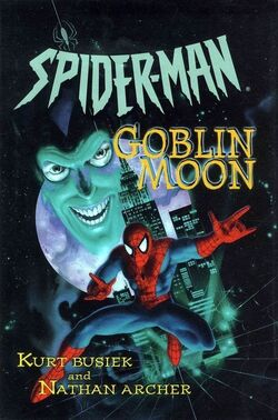 Spider-Man Goblin Moon