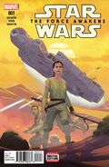 Star Wars The Force Awakens Adaptation Vol 1 1