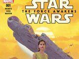 Star Wars: The Force Awakens Adaptation Vol 1 1