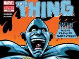 Startling Stories: Thing - Night Falls on Yancy Street Vol 1 4