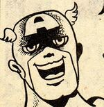 Steven Rogers (Earth-33⅓) from Captain America (UK) Vol 1 23 0001
