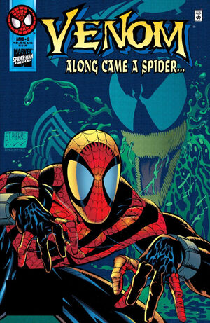 Venom Along Came a Spider Vol 1 3