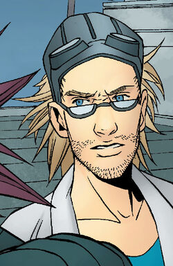 Victor Stein (Earth-616) from Runaways Vol 1 12 001