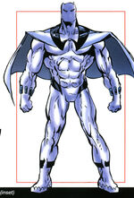 White Wolf (Hunter) (Earth-616) from Official Handbook of the Marvel Universe A-Z Update Vol 1 5 0001
