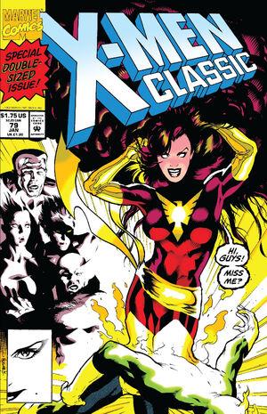 X-Men Classic Vol 1 79