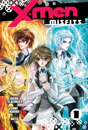X-Men Misfits Vol 1 1