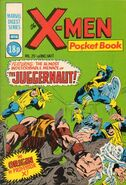 X-Men Pocket Book (UK) Vol 1 16