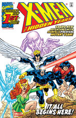 X-Men The Hidden Years Vol 1 1