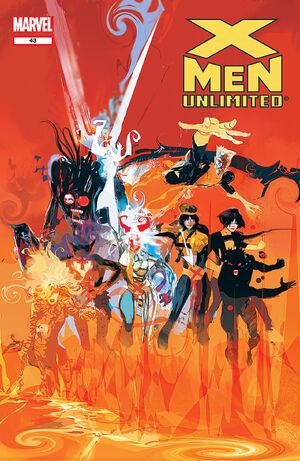 X-Men Unlimited Vol 1 43