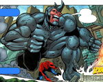 Aleksei Sytsevich (Earth-9411) Spectacular Spider-Man (UK) Vol 1 144