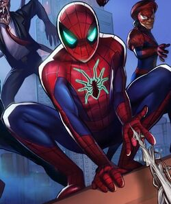 All-New Spider-Man from Spider-Man Unlimited (video game) 001