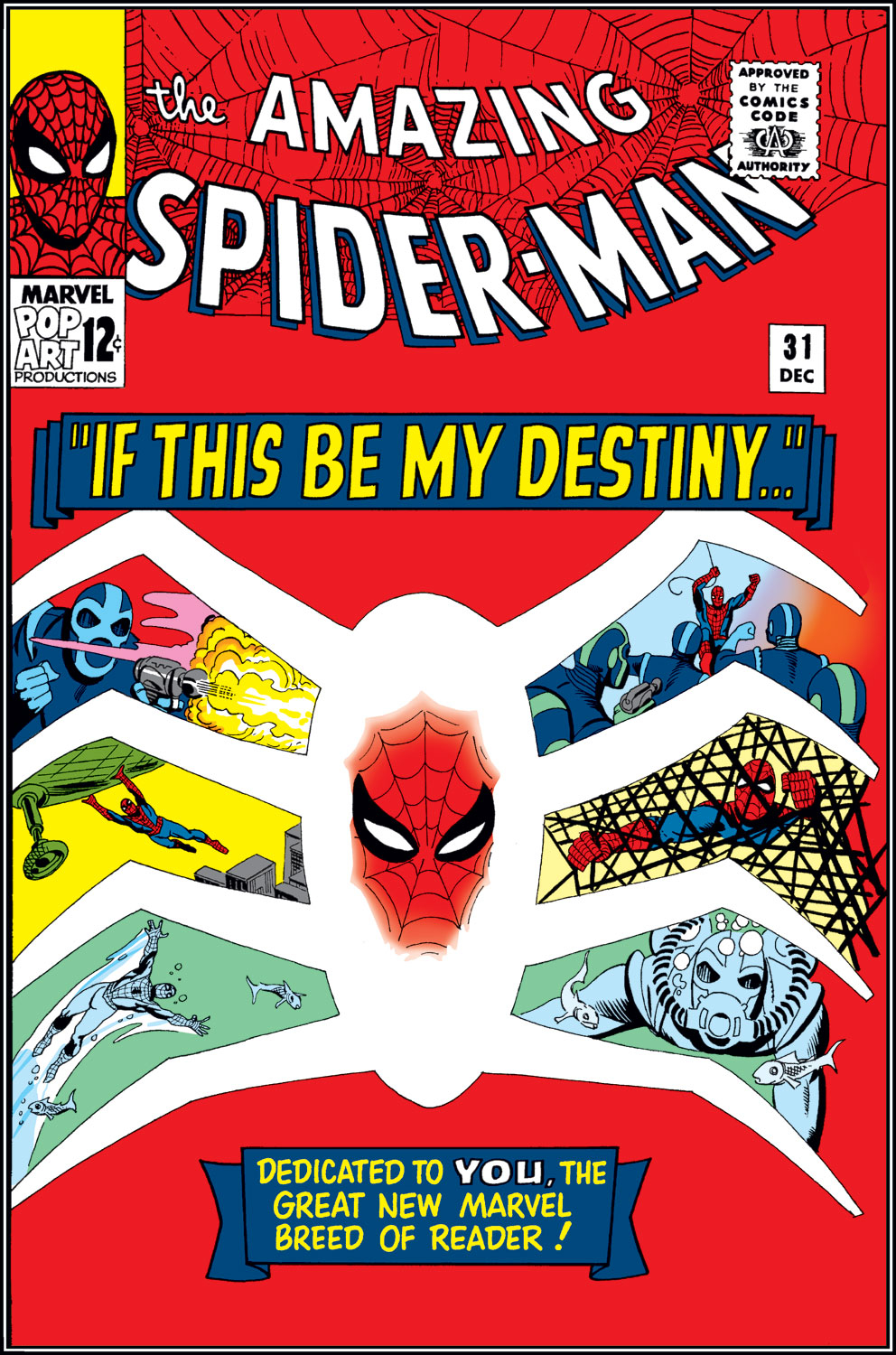 Spider-Man If This is to be my Destiny