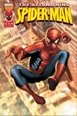 Astonishing Spider-Man Vol 3 33