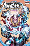 Avengers Edge of Infinity Vol 1 1