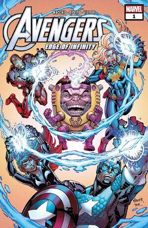 Avengers Edge of Infinity Vol 1 1