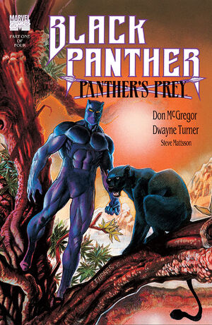 Black Panther Panther's Prey Vol 1 1