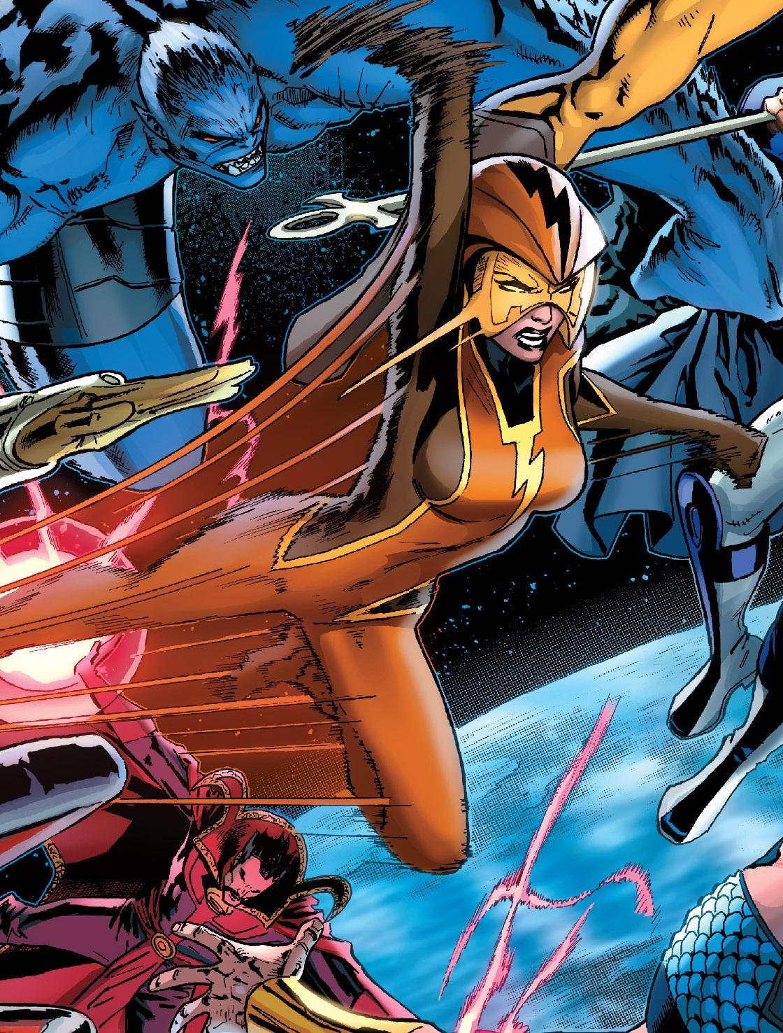 Vol 3 New Avengers #19