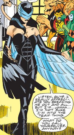 Brenda Drago (Earth-982) Spider-Girl Vol 1 25