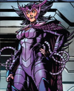 Cal'syee Neramani (Earth-13729) from Uncanny X-Men Winters End Vol 1 1 001