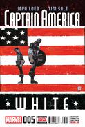 Captain America White Vol 1 5
