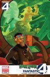 Dark Reign Fantastic Four Vol 1 2